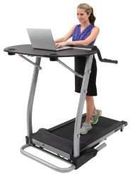 Exerpeutic 2000 WorkFit Treadmill Desk