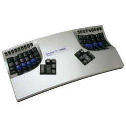 Kinesis Advantage Pro Metallic KB510USB Keyboard